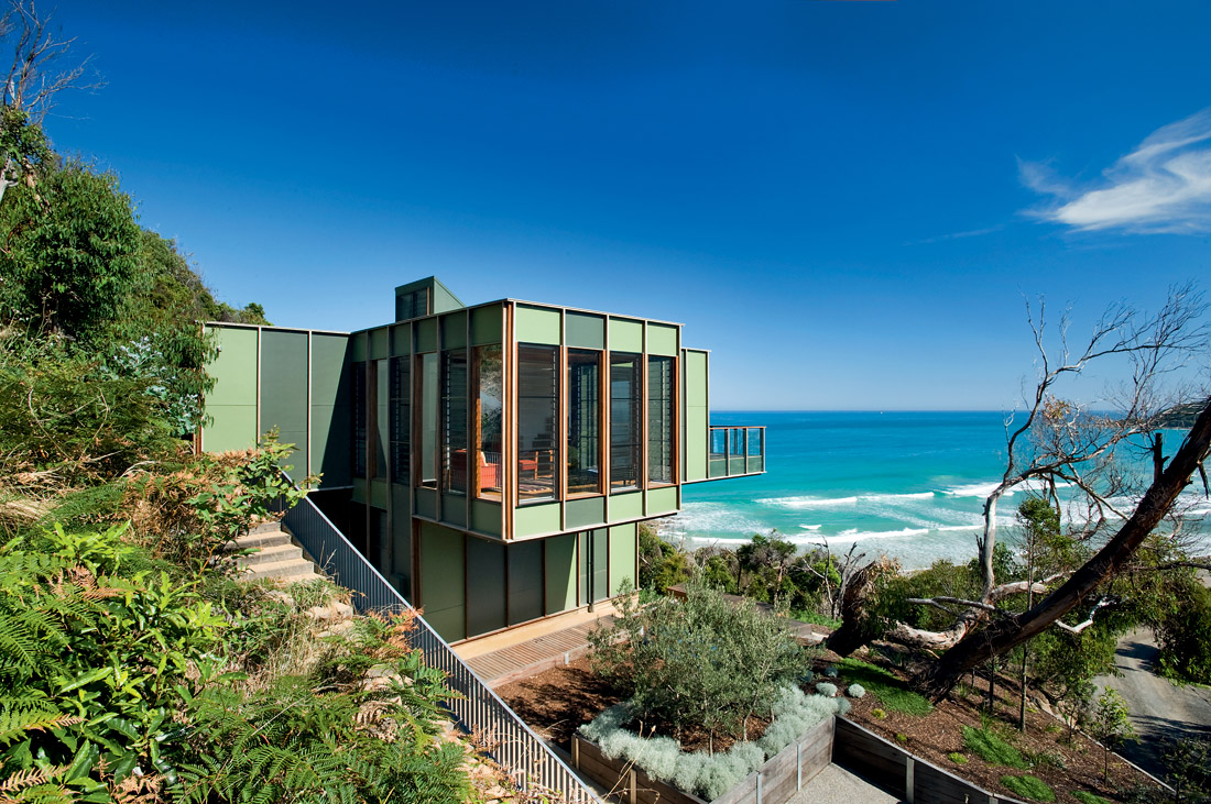 Beach home designs melbourne