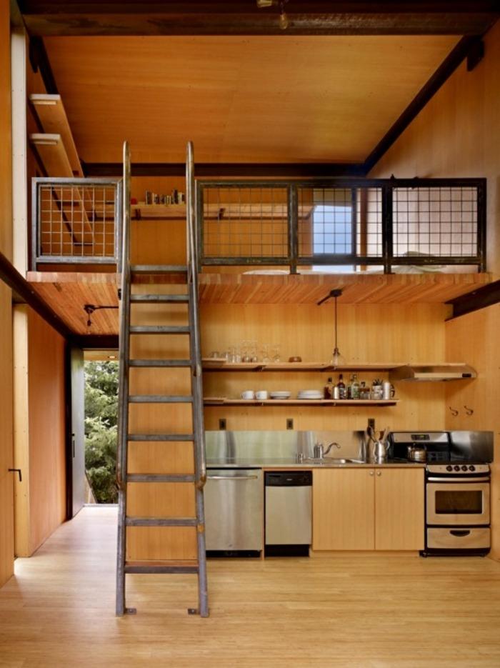 Cabaña en Sol Duc - Olson Kundig Architects