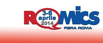 romics 2014 logo