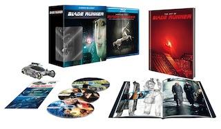 Blade Runenr Blu-Ray 30esimo anniversario