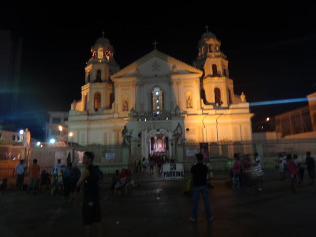 夜キアポ教会4