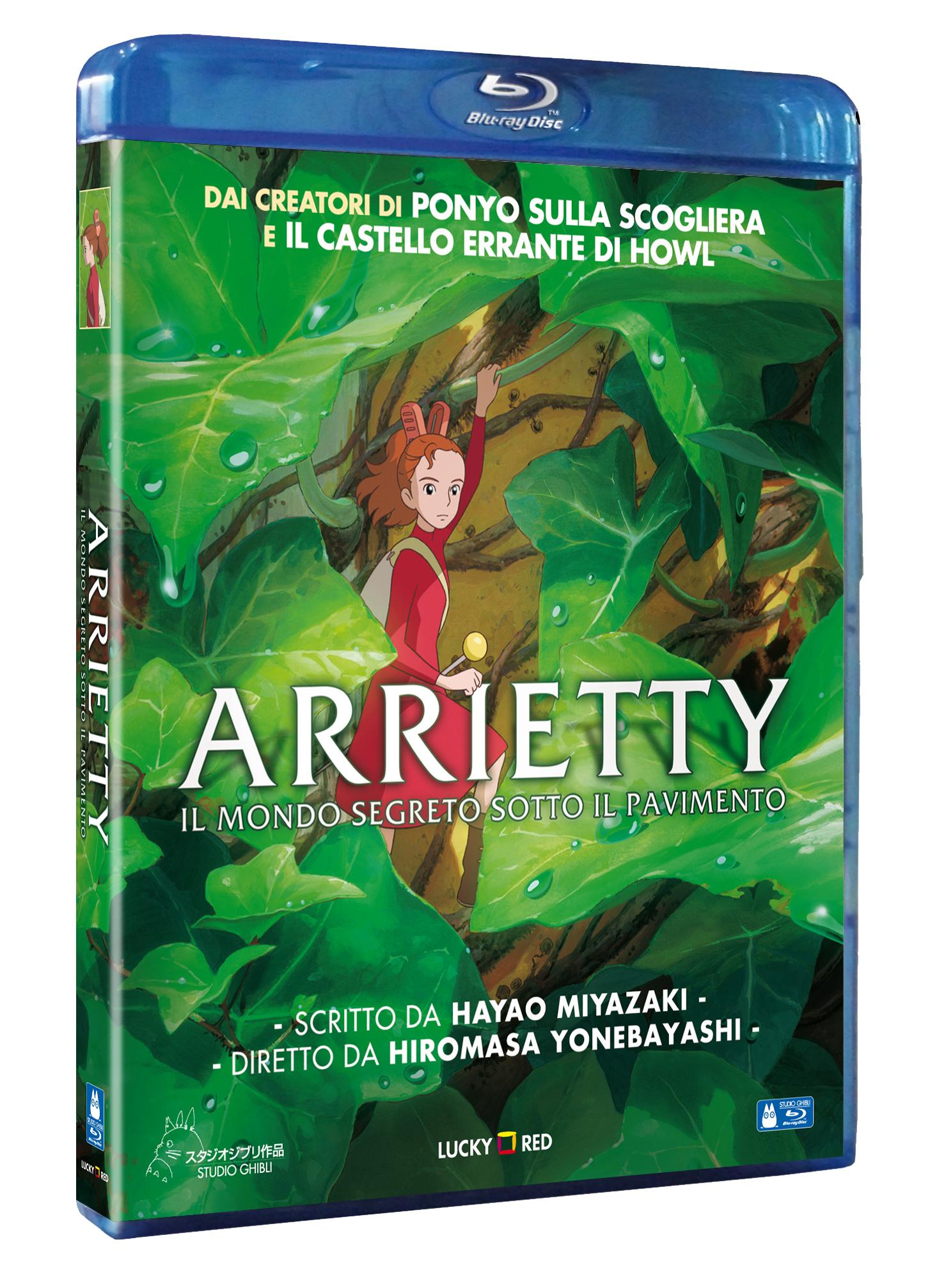 Arrietty Blu-Ray