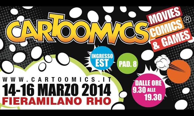 INCONTRO EDIZIONI STAR COMICS A CARTOOMICS 2014
