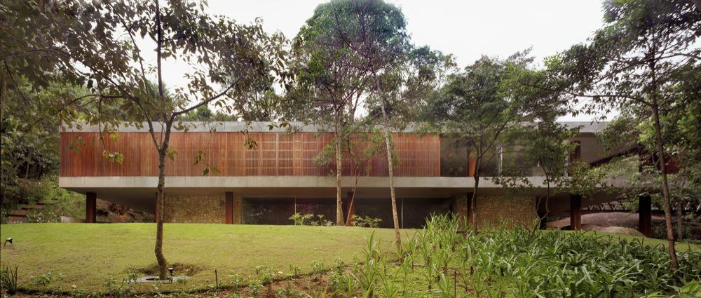 Casa BR - Marcio Kogan