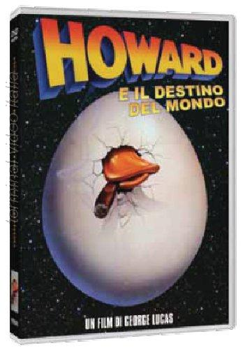 Howard e il destino del mondo dvd cover