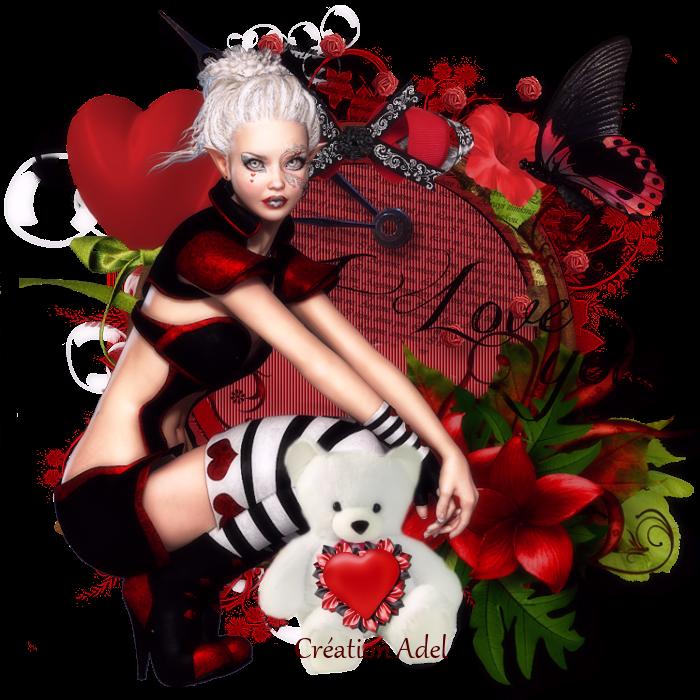 un amour de valentine
