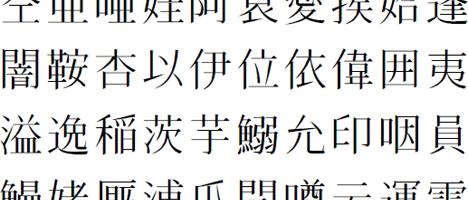 日本語のフォントをダウンロードできるサイトその名も「花園フォント」