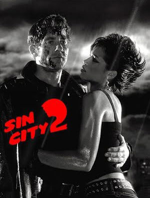 sin city 2 locandina provvisoria