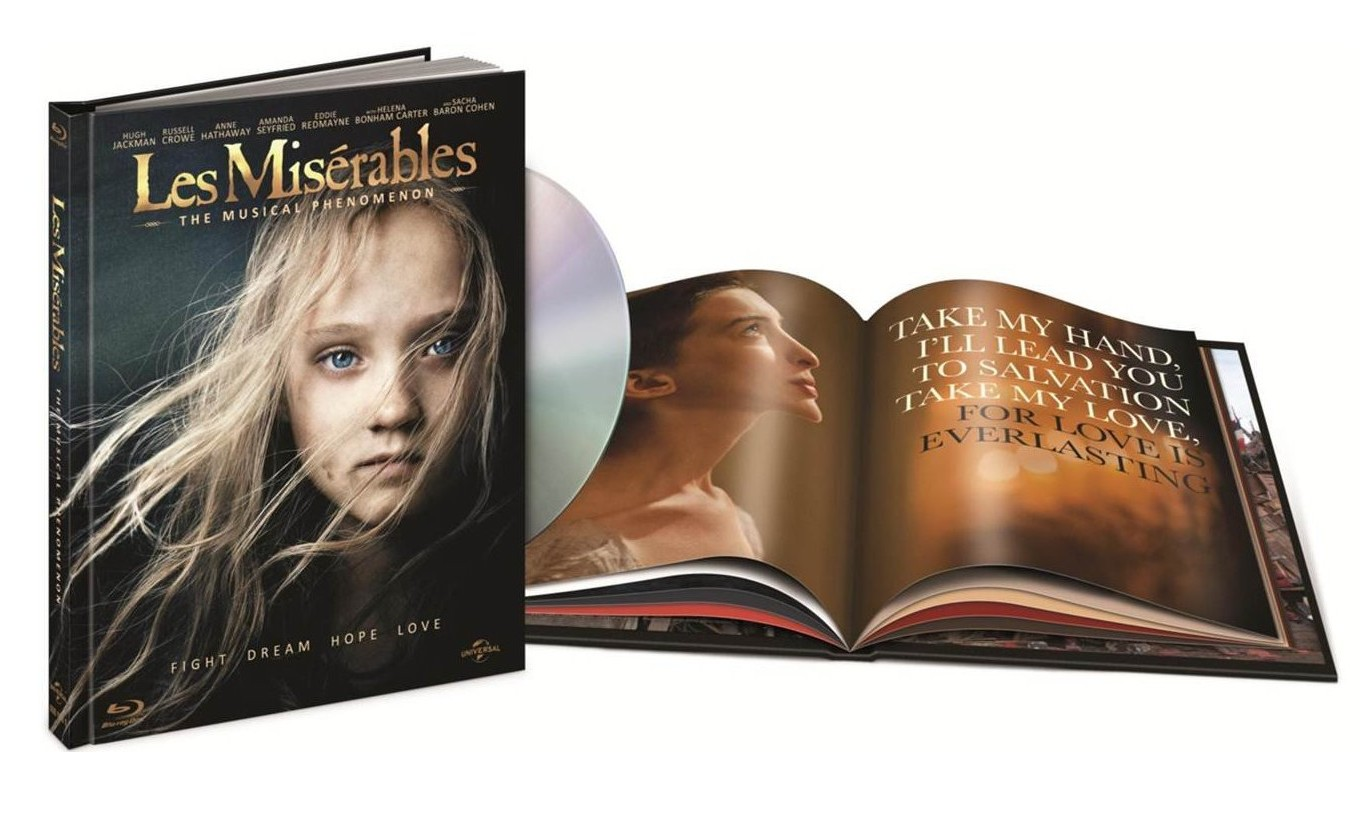 les miserables esclusiva amazon