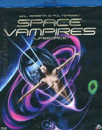 Space Vampires Blu-ray