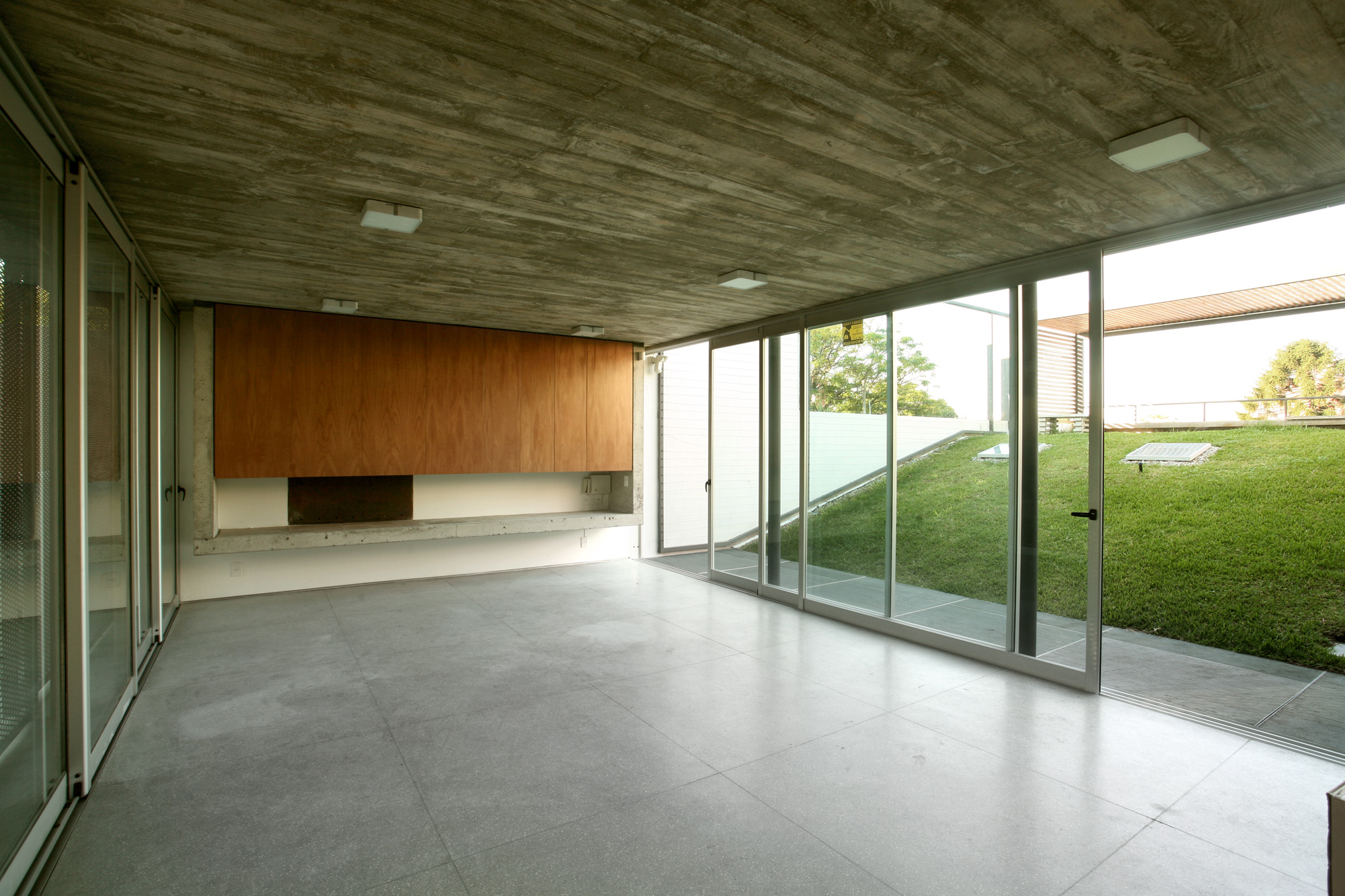 Cubierta Verde - Cardoso + Zúñiga, arquitectura, casas