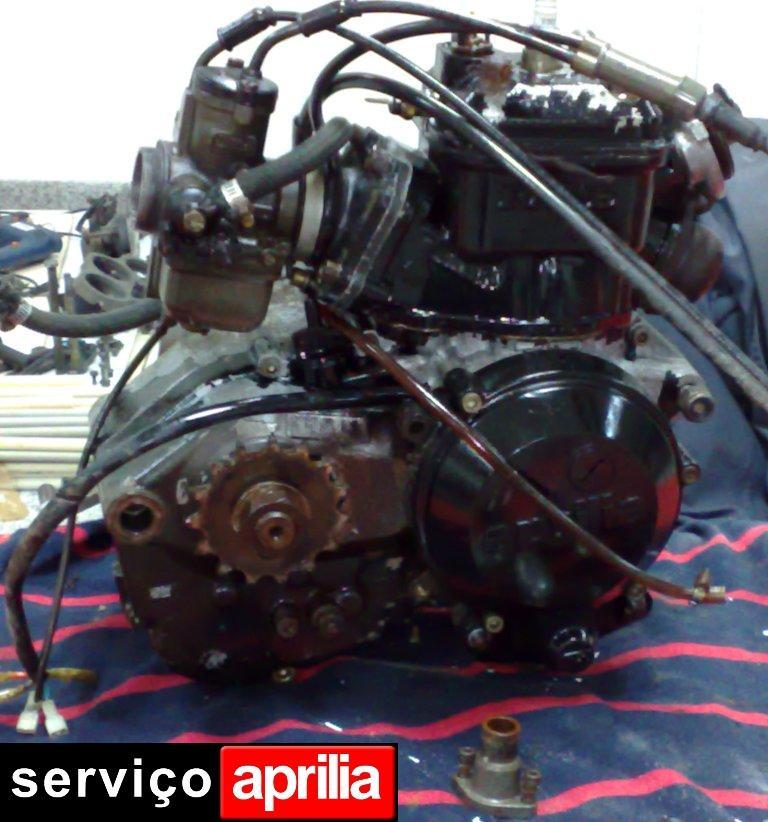 RESTAURO AF1 - 125 REGGIANI RÉPLICA 1988 AF1-125_46