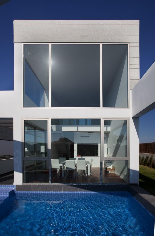 Viviendas Unifamiliares de Santa Bárbara - Antonio Altarriba