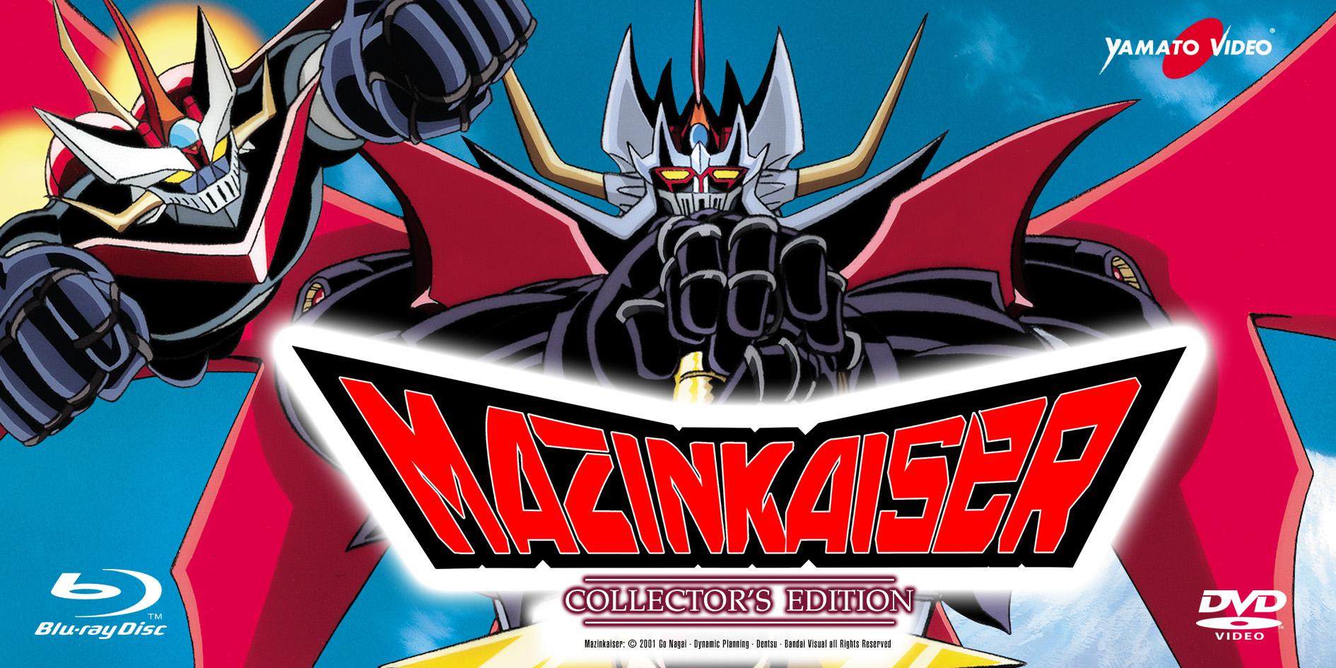 Mazinkaiser banner yamato