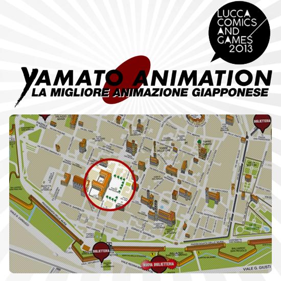 yamato animation lucca