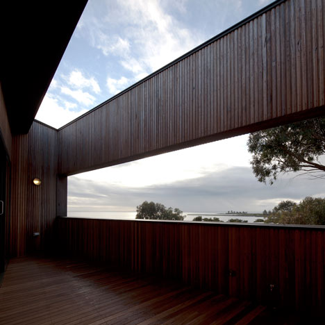 Beach house 2 - Farnan Findlay Architects
