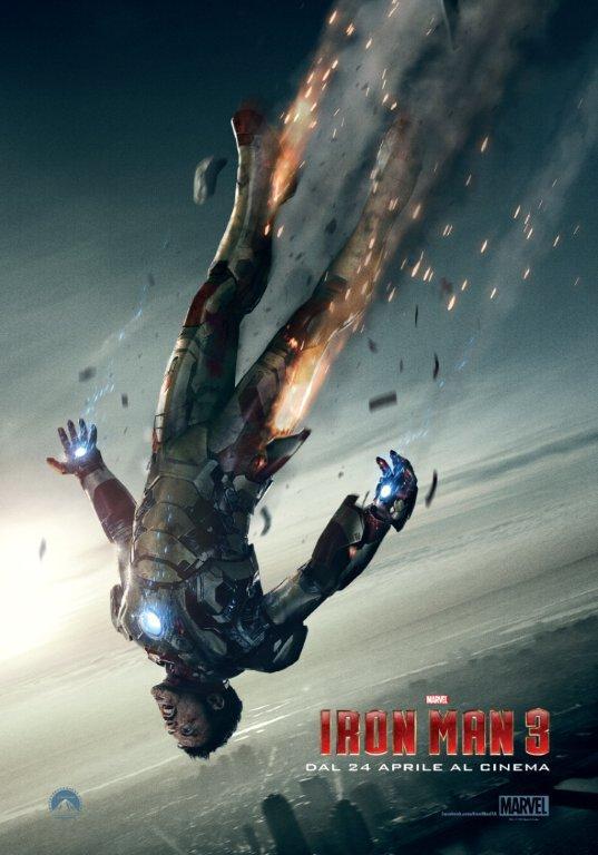 iron-man 3 psoter