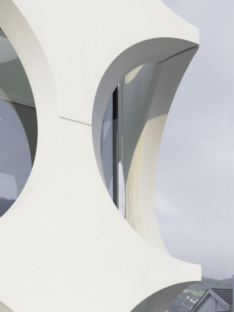 O House - Philippe Stuebi