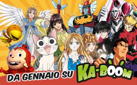 ka-boom anime dynit