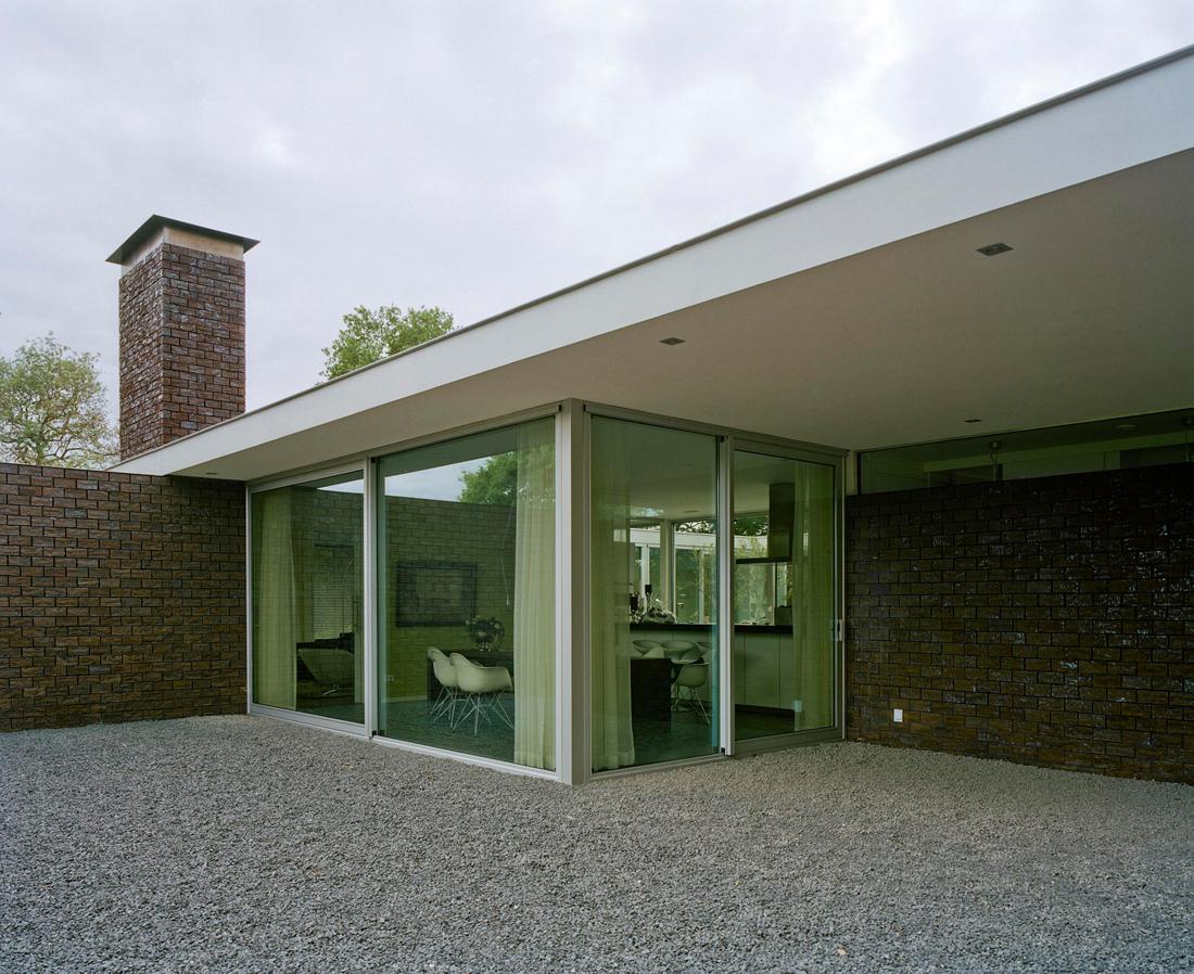 Villa B te O - Bureau B+O, Architecture