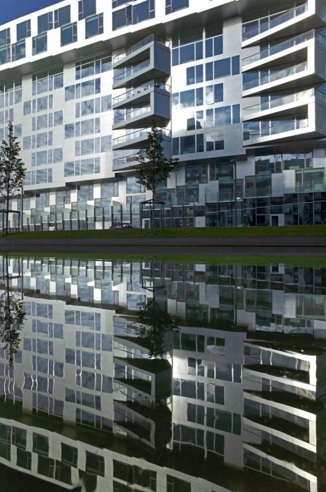 Vivienda Colectiva: 8 House - BIG, Arquitectura, diseño, casas