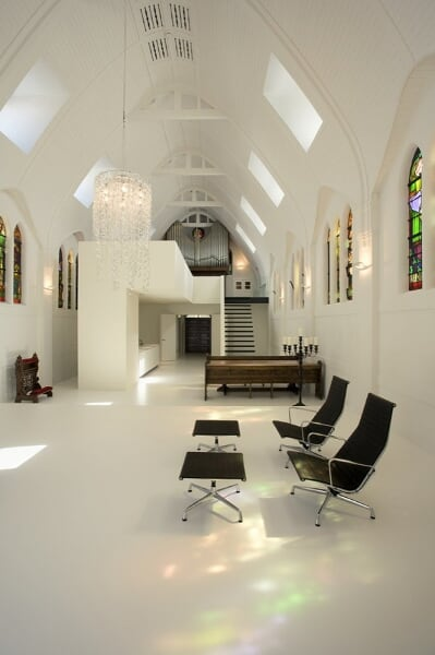 Church of living - Zecc Architecten