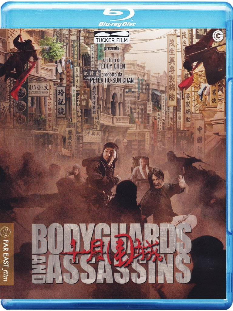 bodyguards & Assassins Blu-Ray