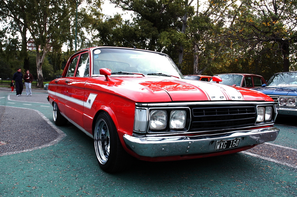 Fierros Argetinos Tuneados on 1963 ford falcon sprint v8