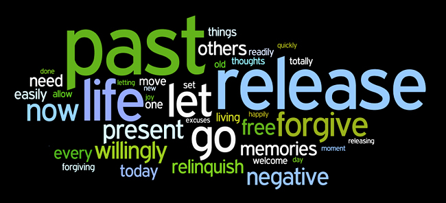 releasing and forgiveness affirmations wordle