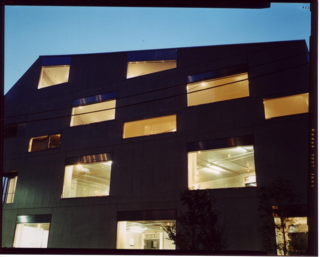 Edificio Mado, Atelier Bow-Wow, ARQUITECTURA, DISEÑO