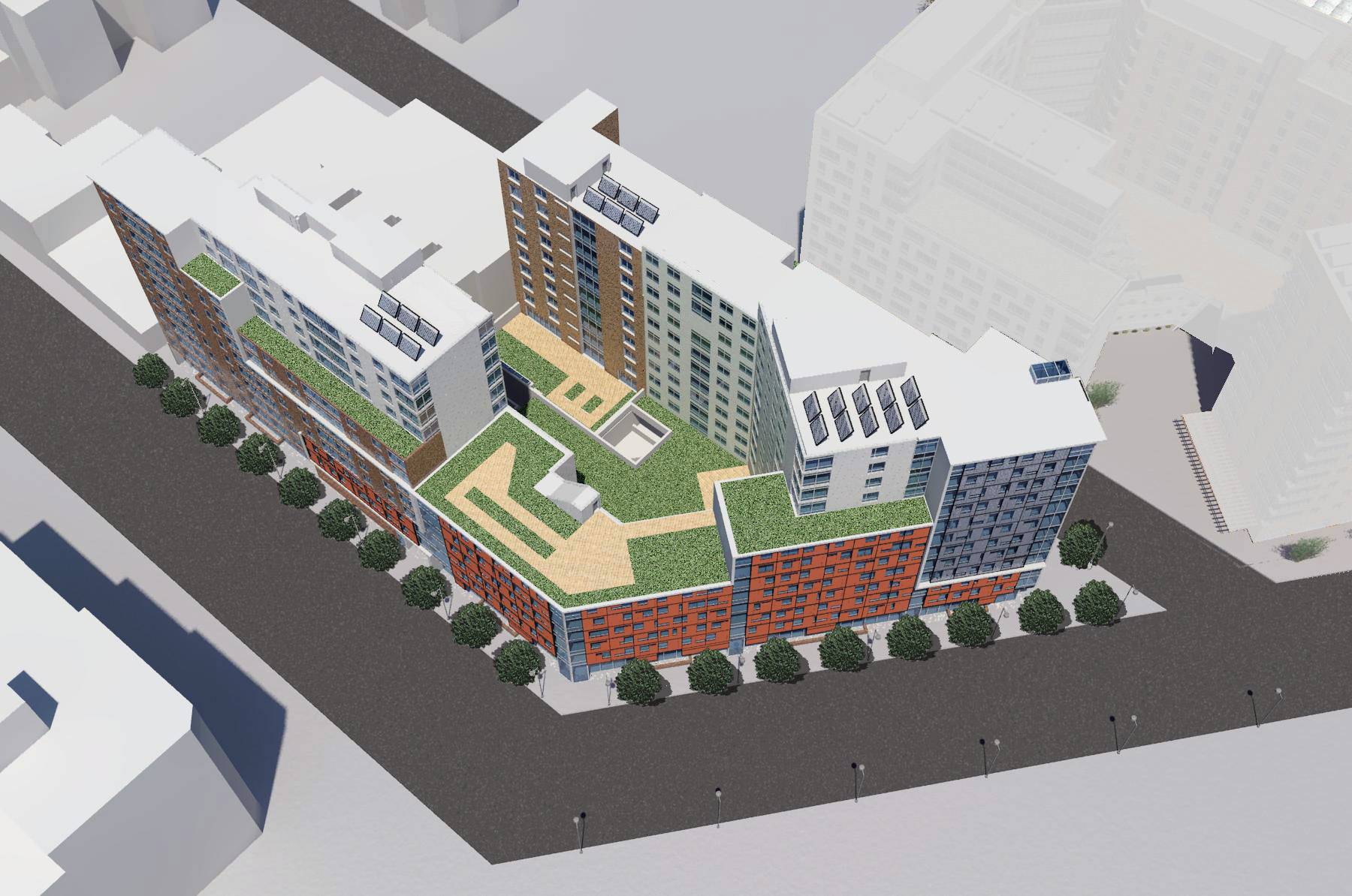 Melrose Commons Site - MAP