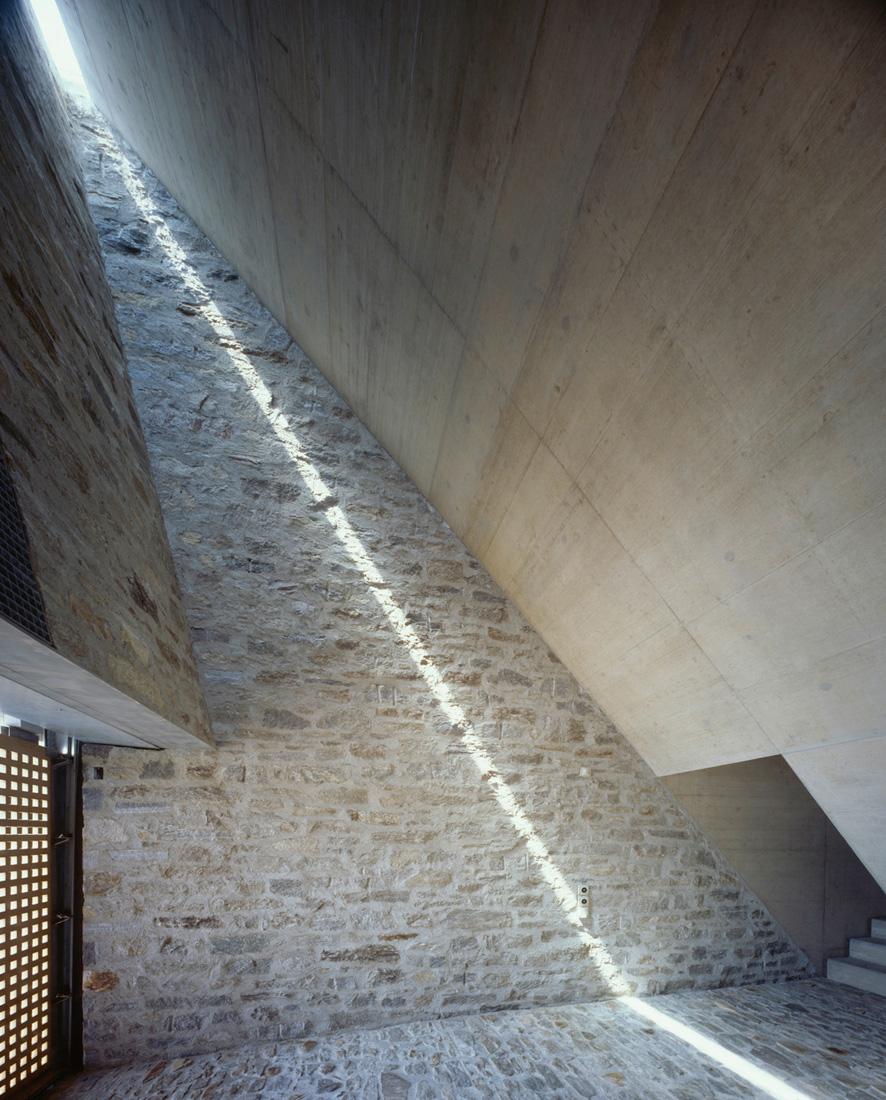 Brione House - Wespi de Meuron