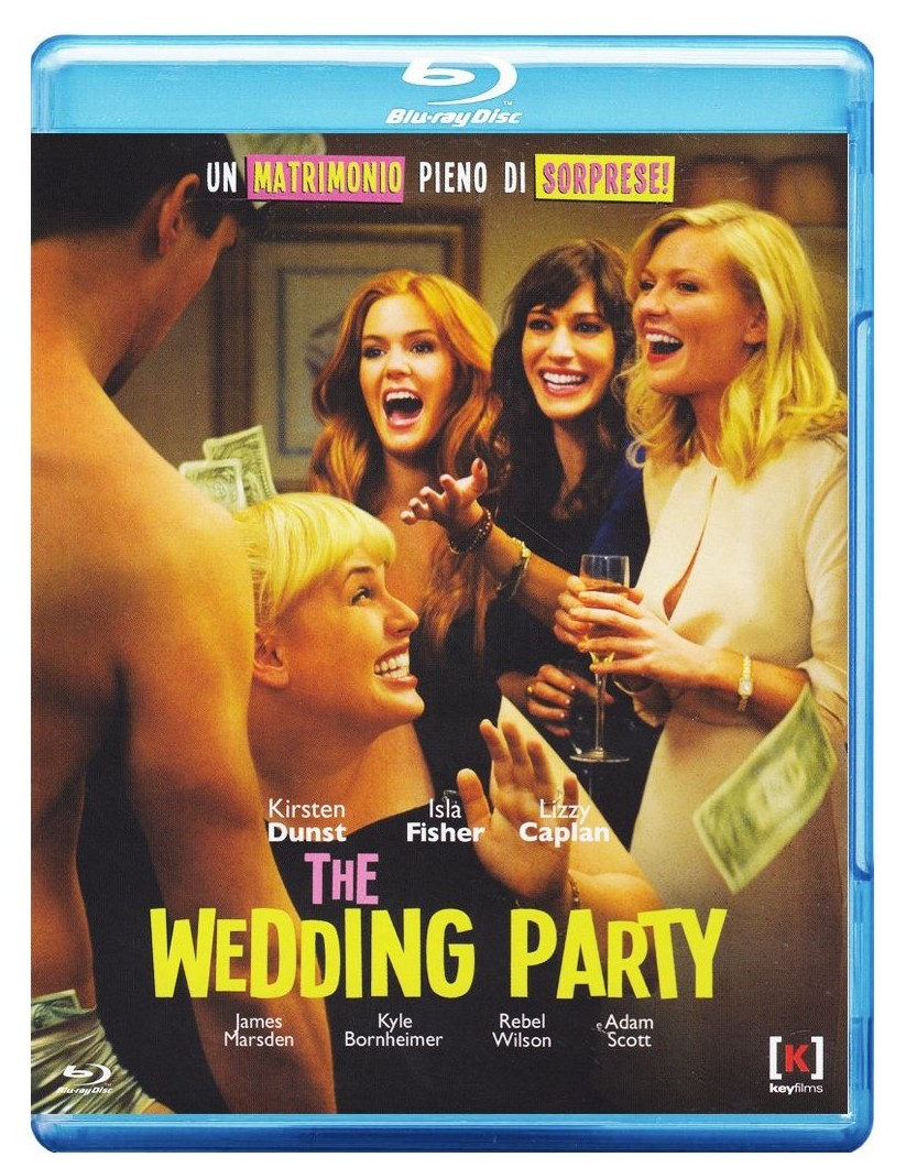 wedding party blu-ray