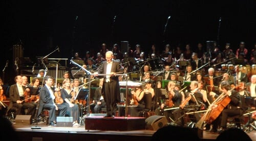 Morricone in concert