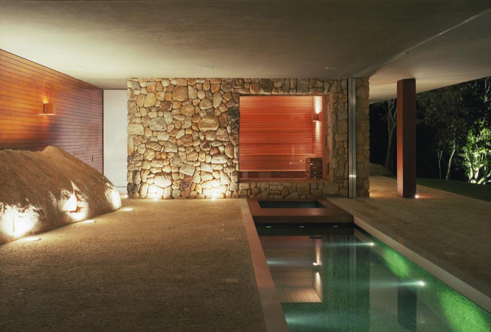 Casa BR - Marcio Kogan, Arquitectura, casas