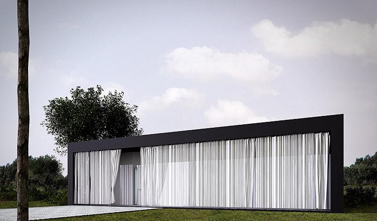 Casa de Szymon Szczesniak - Moomoo, ARQUITECTURA, DISEÑO