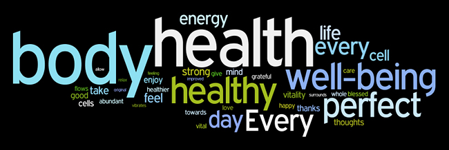 Affirm Your Life: HEALTH & WELL-BEING Affirmations