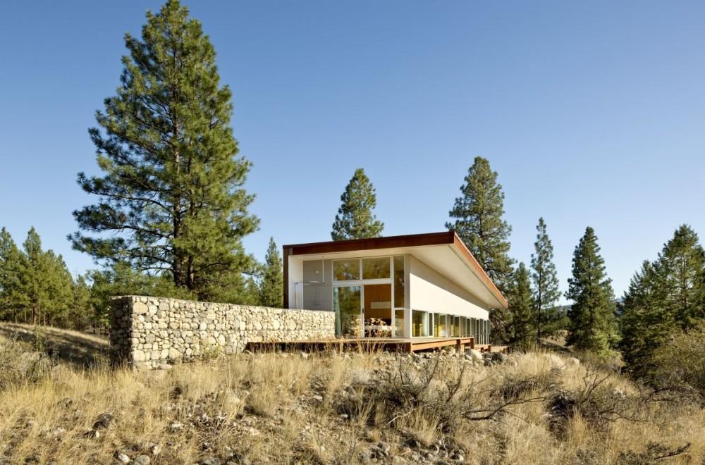 Casa en la Colina - David Coleman Architecture
