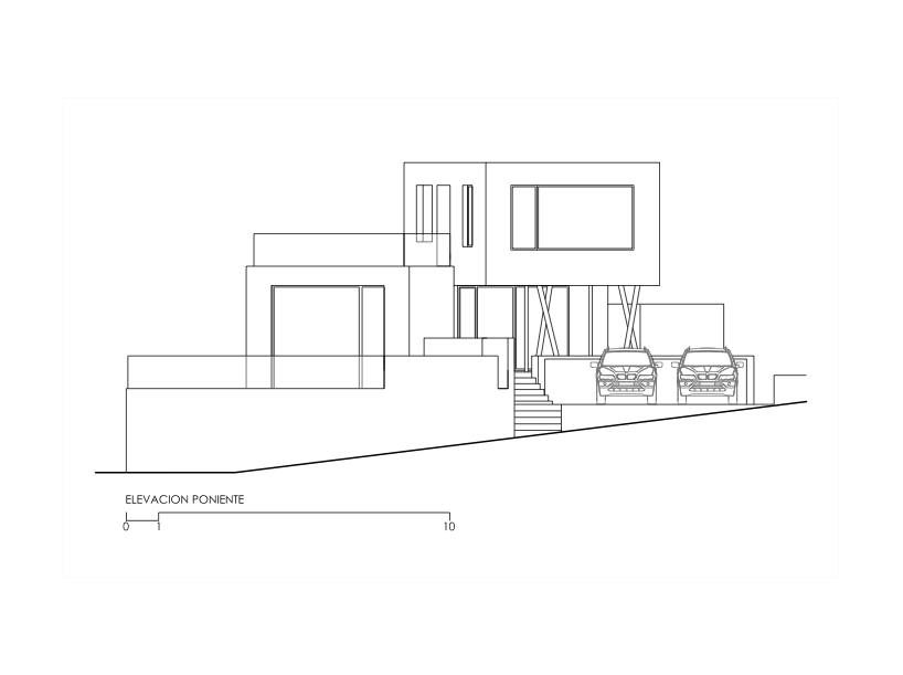 Casa Mer - Prado arquitectos, Arquitectura, casas, diseño