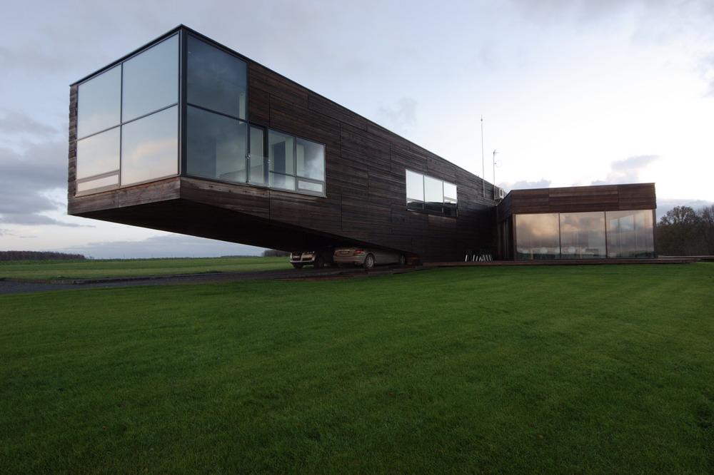 Residencia Utriai - Architectural Bureau G.Natkevicius & Partners