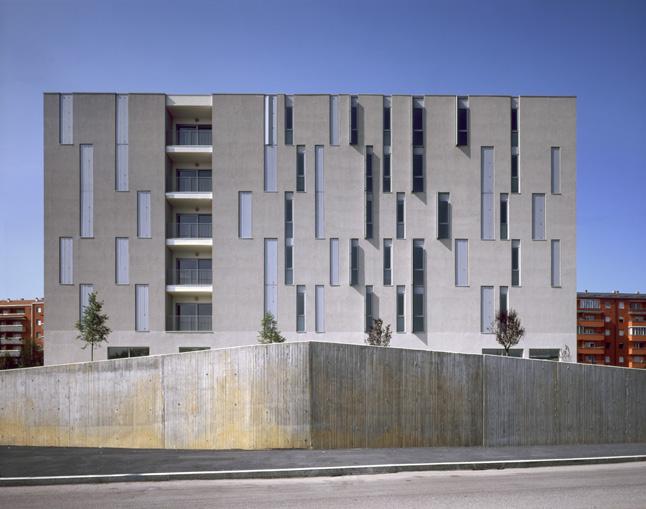 Vivienda Colectiva, Vivienda Social, MAB Arquitectura