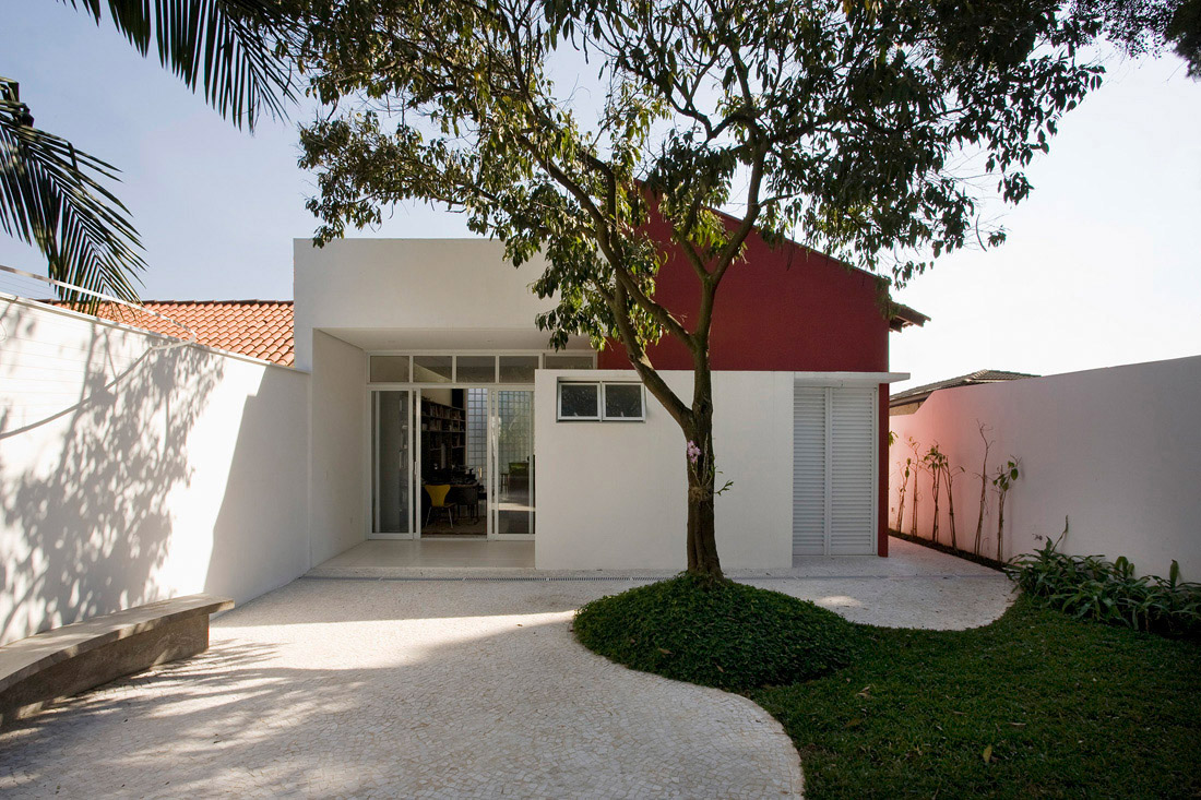 House-at-Rua-Alabarda,Affonso-Risi, Architecture, Design, House, Interiors
