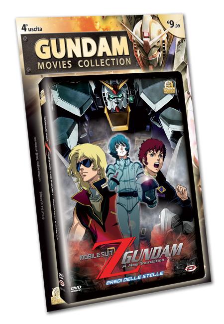 Z Gundam Edicola