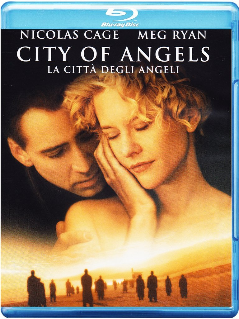city of angels città degli angeli blu-ray