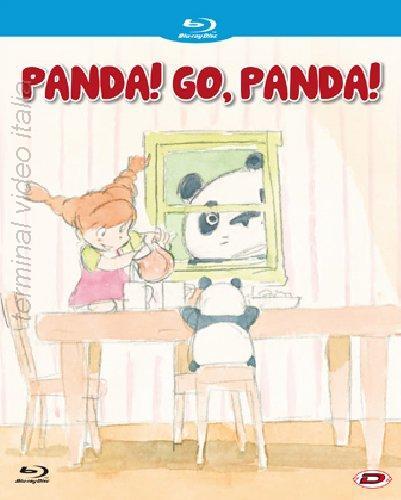 Panda go panda blu-ray