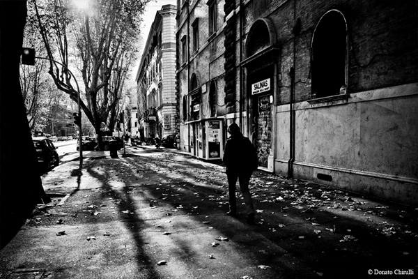 デジカメ 白黒写真 - モノクロ写真