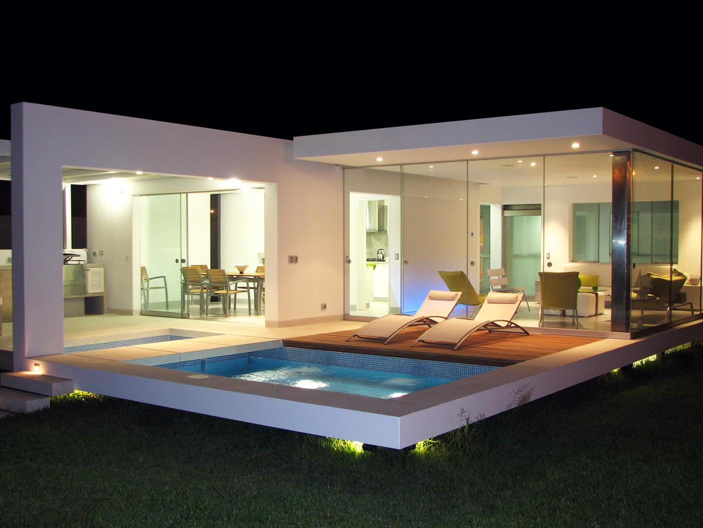 Casa en Playa Palabritas - Tecno Haus