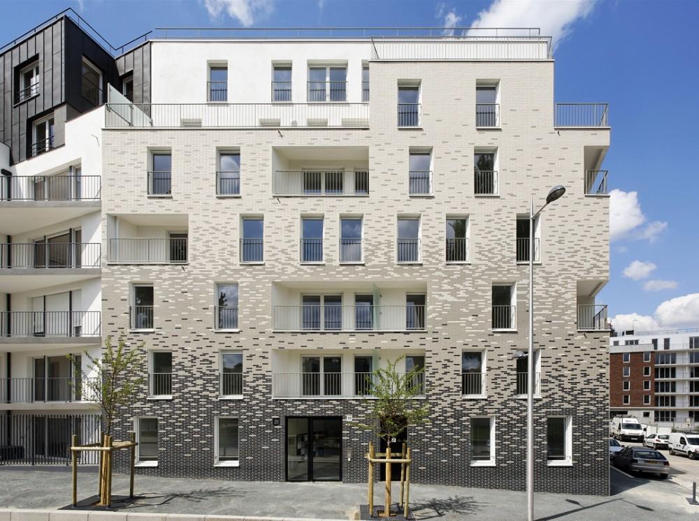 26 Departamentos - Pierre Alain Trévelo & Antoine Viger-Kohler architectes