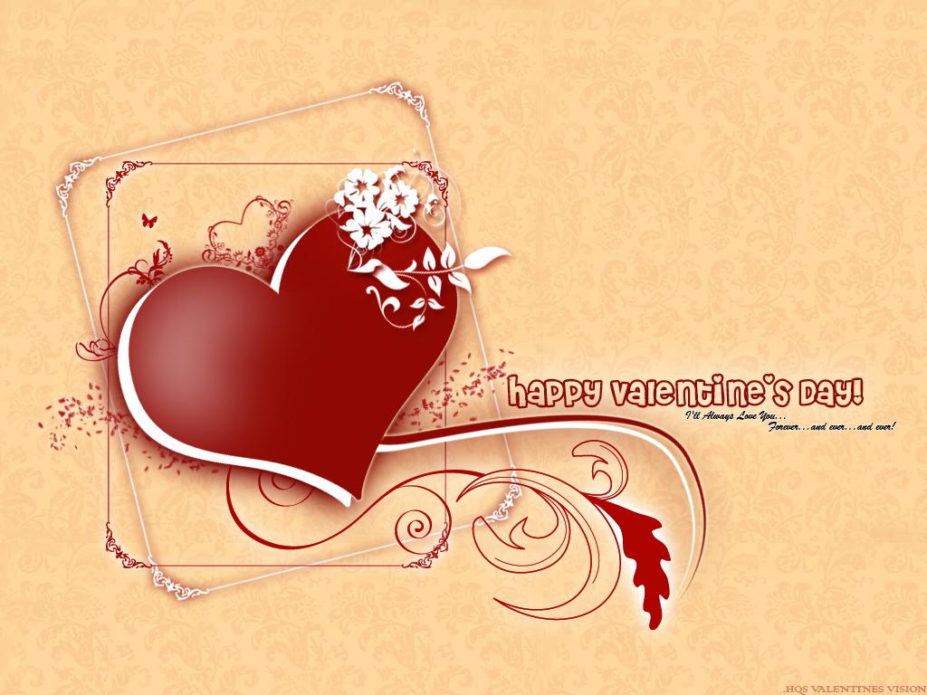 Valentine Desktop