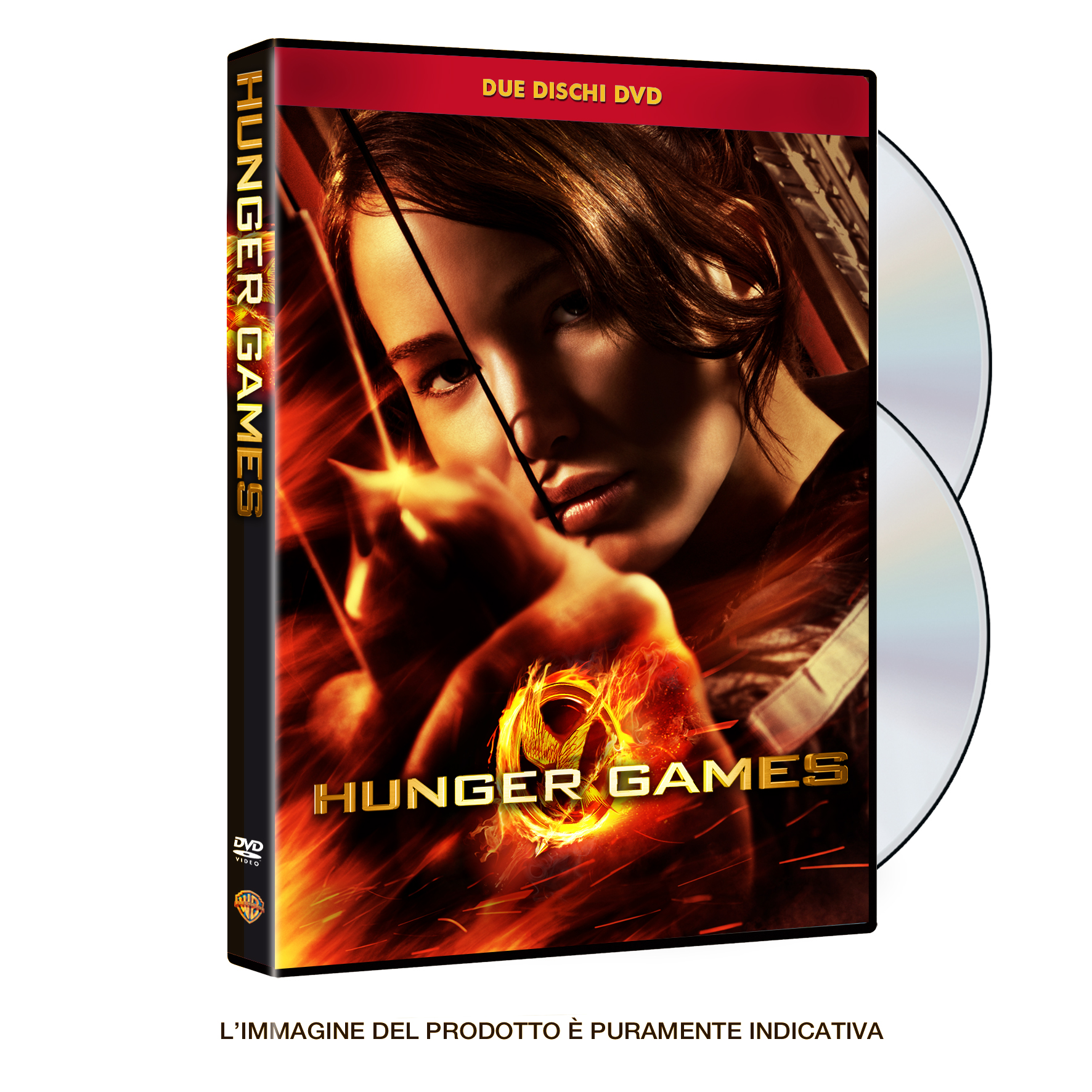 Hunger games dvd special edition